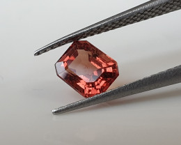 1,06ct Hot orange Spinel