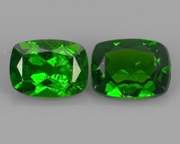 2.90 CTS NATURAL UNHEAT CHROME DIOPSIDE