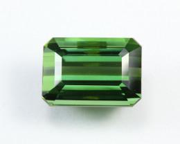 9.17ct Lab Certified Natural Green Tourmaline