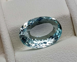 2.45Crt Aquamarine Natural Gemstones JI101