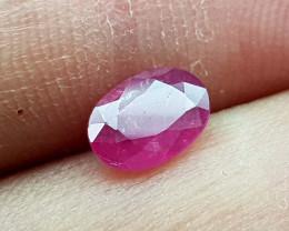 0.95Crt Ruby Natural Gemstones JI101