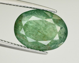 4.90 Ct Brilliant Color Natural Zambian Emerald