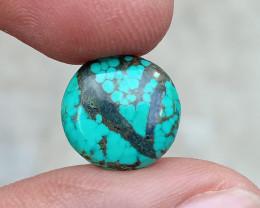 TIBETIAN TURQUOISE Jewelry Size Gemstone Natural+Untreated VA762