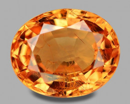 2.08 Cts NATURAL SPESSARTITE GARNET FANTA ORANGE LOOSE GEMSTONE