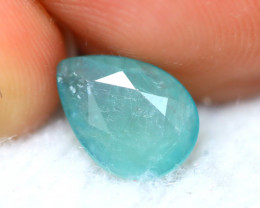 Grandidierite 1.26Ct Natural World Rare Gemstone D2022/B11