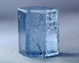 17.50 CT Natural & Unheated Blue Aquamarine Hand Made Crystal