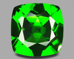2.48 Cts Natural Green Color Chrome Diopside Loose Gemstone