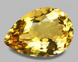 5.22 Cts Natural Amazing Rare Golden Yellow Beryl Loose Gemstone