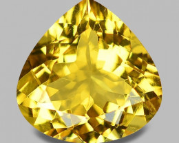 2.61 Cts Natural Amazing Rare Golden Yellow Beryl Loose Gemstone