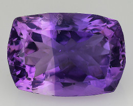 7.00 Cts Sparkling  Amethyst Brilliant Color and Cut ~ AM9