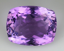 9.00 Cts Sparkling  Amethyst Brilliant Color and Cut ~ AM10