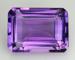 6.90 Cts Sparkling  Amethyst Brilliant Color and Cut ~ AM19