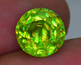 Rare AAA Fire 5.33 ct Sphene Sku-55