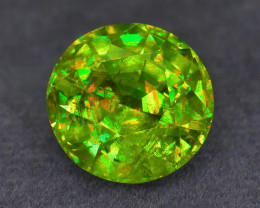 Rare AAA Fire 6.51 ct Sphene Sku-55