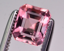 Incredible Quality 1.10 Ct Natural Pink Tourmaline. J