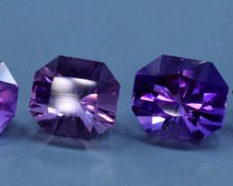 29.30 Carats Natural Amethyst Gemstones