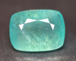 Grandidierite 3.14Ct Natural Seaform Blue Madagascar Rare Gemstone BN153