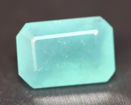 Grandidierite 2.97Ct Natural Seaform Blue Madagascar Rare Gemstone BN154