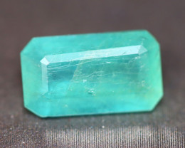 Grandidierite 2.14Ct Natural Seaform Blue Madagascar Rare Gemstone BN157