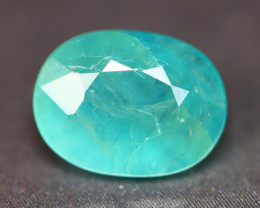 Grandidierite 2.17Ct Natural Seaform Blue Madagascar Rare Gemstone BN159