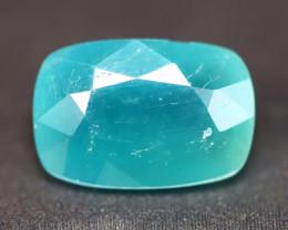 Grandidierite 2.21Ct Natural Seaform Blue Madagascar Rare Gemstone BN160