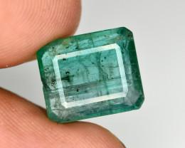 5.30 Ct Brilliant Color Natural Zambian Emerald