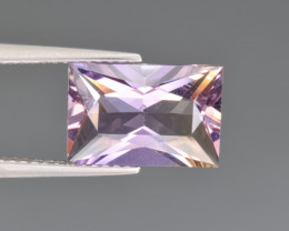 Natural Ametrine 3.38 Top Quality Gemstone