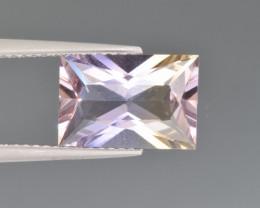 Natural Ametrine 3.39 Top Quality Gemstone