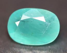 Grandidierite 2.29Ct Natural Seaform Blue Madagascar Rare Gemstone BN165