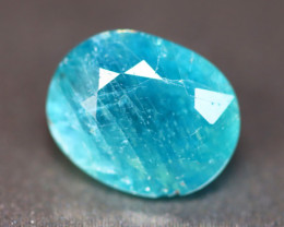 Grandidierite 2.67Ct Natural Seaform Blue Madagascar Rare Gemstone BN168