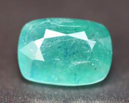 Grandidierite 2.47Ct Natural Seaform Blue Madagascar Rare Gemstone BN169
