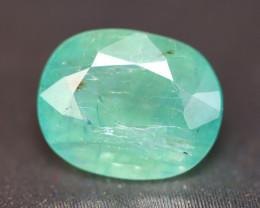 Grandidierite 2.18Ct Natural Seaform Blue Madagascar Rare Gemstone BN170
