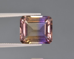 Natural Ametrine 9.42 Top Quality Gemstone
