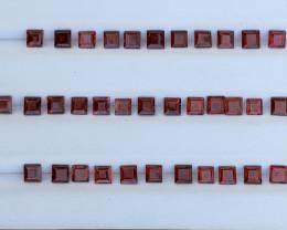 14.09 Carats Rhodolite Garnet  Gemstone Parcels