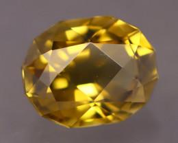 2.75Ct Master Piece of Designer Cut VVS Natural Golden Tourmaline A2002
