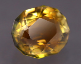 4.49Ct Master Piece of Designer Cut VVS Natural BiColorTourmaline A2005