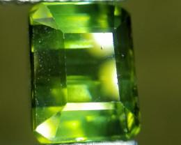 Turmalin, 2.4ct, grün schön!