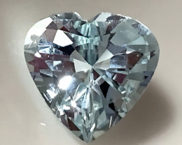 2.24.ct Superb Aquamarine - Glittering Jewellery grade gem VVS