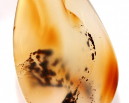 47.00 CTS AMAZING AGATE FROM MADAGSCAR -POLISHED [MGW5484]