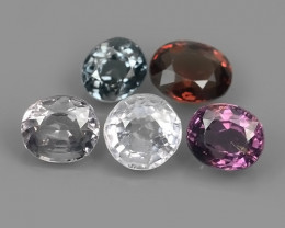 3.98 CTS GENUINE NATURAL ULTRA RARE COLLECTION FANCY SPINEL~
