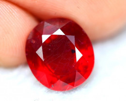 Ruby 5.64Ct Madagascar Blood Red Ruby  E2128/A20