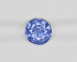 Blue Sapphire, 2.80ct - Mined in Burma   Certified by IGI
