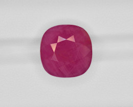 Ruby, 14.95ct - Mined in Guinea | Certified by GII