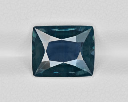 Blue Sapphire, 4.02ct - Mined in Nigeria | Certified by GIA