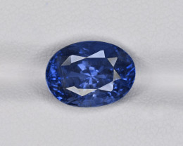 Blue Sapphire, 5.23ct - Mined in Madagascar | Certified by GRS