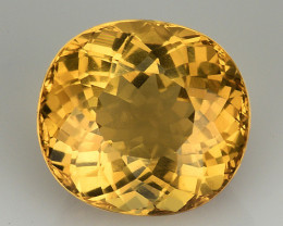 2.14 Cts Natural Heliodor Top Quality Gemstone HR18