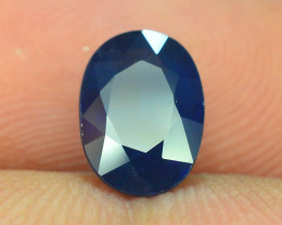 Top Grade 1.85 ct Blue Sapphire