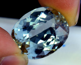 17.25 Carats Natural Aquamarine Gemstone