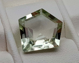 5.55Crt Prasolite  Natural Gemstones JI102