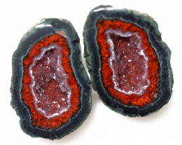 22.11 CTS GEODE PAIR ZACATECAS MEXICO-POLISHED  [MGW5549]